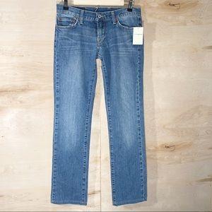 Lucky Brand | Sundown Straight Leg Dungarees Jeans